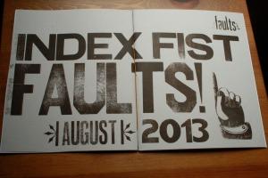 index/fist faults